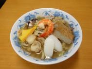 年中できるバーベキューコーナー、八幡浜ちゃんぽんに海鮮丼もバリエーションが充実。