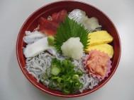 よくばり海鮮丼