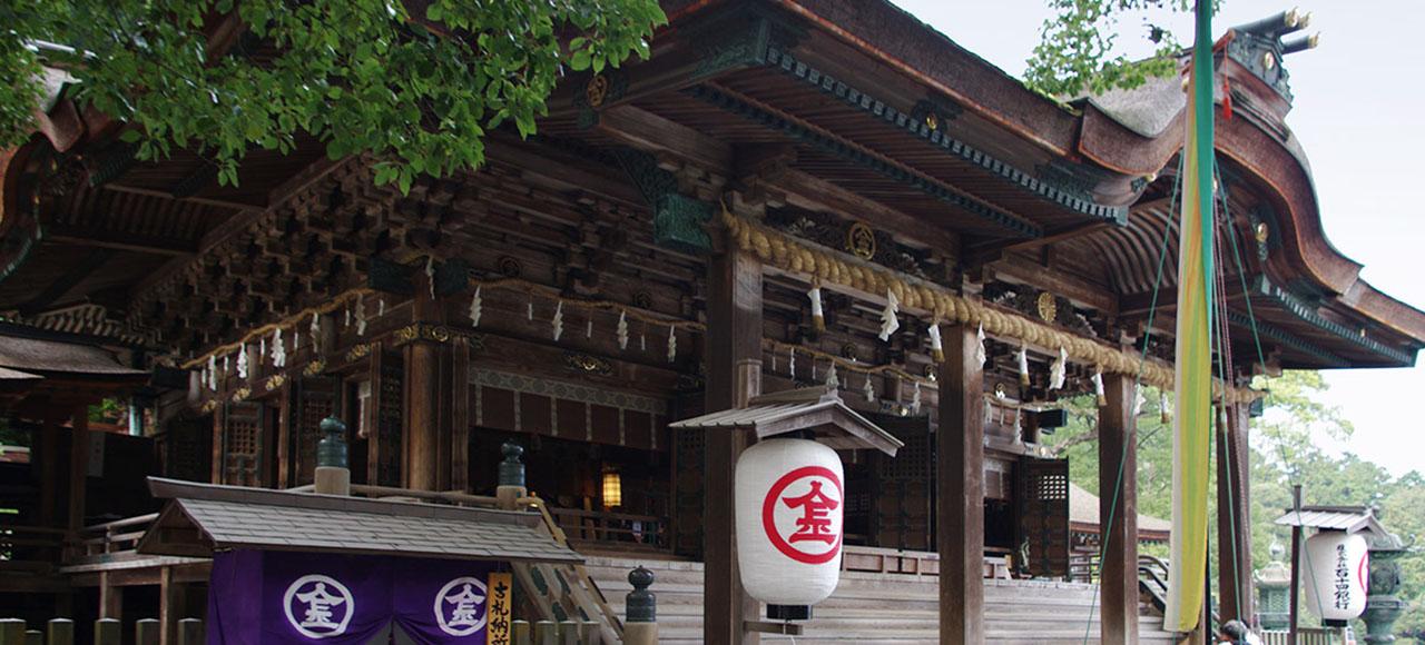 香川県琴平町 金刀比羅宮