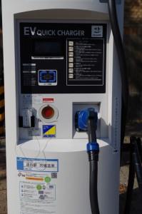 EV電気自動車充電器 (2)