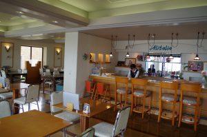 レストランアリタリア施設の移転について